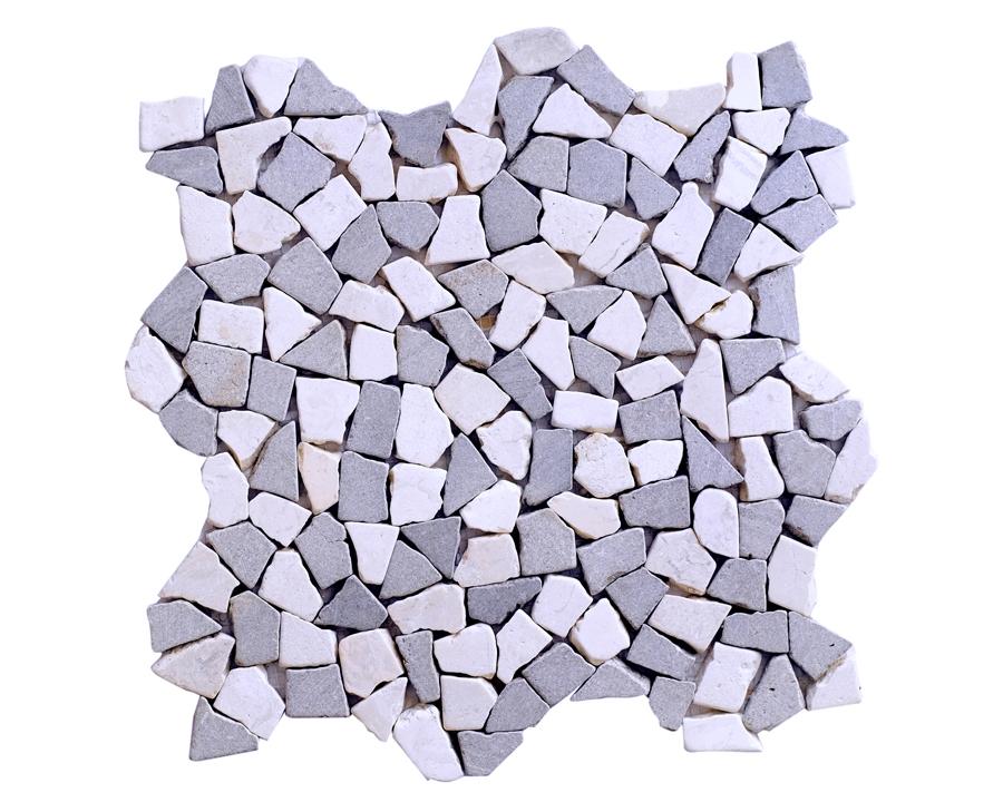 Micro Mix White Grigio